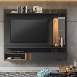 Painel para TV até 60 polegadas Riviera Chumbo/Savana Permobili
