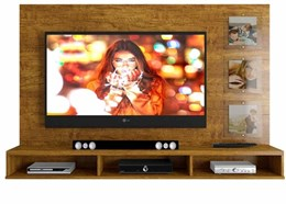 Painel para TV Ipanema Mel  - Mavaular Móveis
