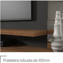 Painel Para TV Murano Chumbo/Savana Permobili