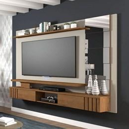 Painel Para Tv Murano Off White/savana - Permobili