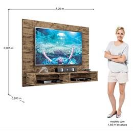 Painel Para Tv Slim Até 49 Polegadas Demolição  - Zanzini