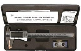 Paquímetro Digital Cursor em Aço Inox 8 com Estojo EDA
