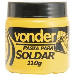 Pasta para solda com 110 g VONDER