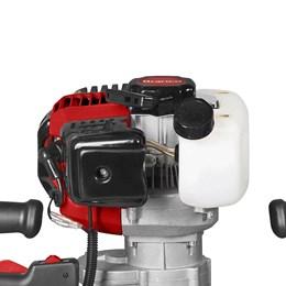 Perfurador de Solo á Gasolina Guidão Duplo 52CC BPS52D 2T - Branco