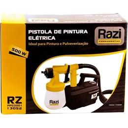 Pistola Pintura Pulverizadora Elétrica Compressor-- 500w Razi