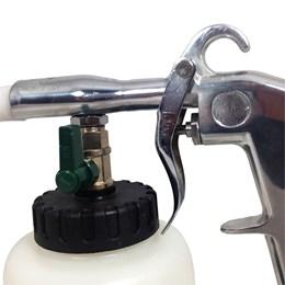 Pistola Tornador Limpeza Automotiva Estofados Higienização 40501 SH