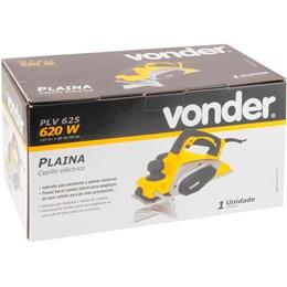 Plaina Elétrica 620W 82mm PLV-625 Vonder