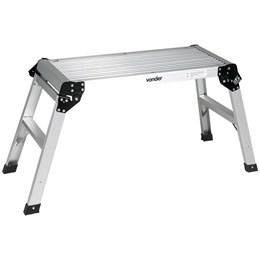 Plataforma de Alumínio Dobrável 150 kg VONDER