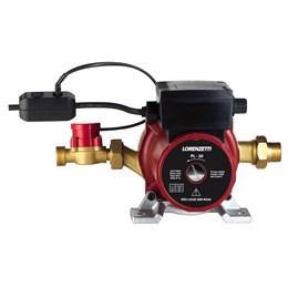 Pressurizador de Àgua PL20 (20MCA) 3 Niveis de Potência 127v - Lorenzetti