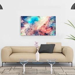 Quadro Decorativo 40x60cm Abstrato Constelação