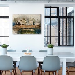 Quadro Decorativo 40x60cm Sydney