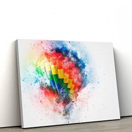 Quadro Decorativo 60x90cm Balão