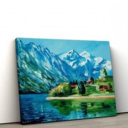 Quadro Decorativo 60x90cm Montanhas