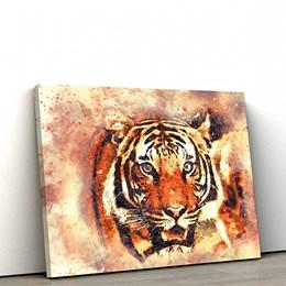 Quadro Decorativo 60x90cm Tigre