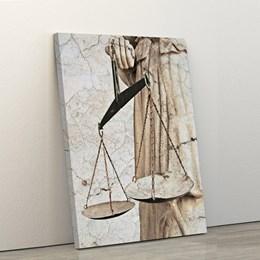 Quadro Decorativo Escritório de Advocacia Direito 40x60cm