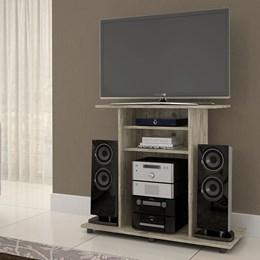 Rack Cipó para TV até 32 Polegadas Grigio - JCM Móveis
