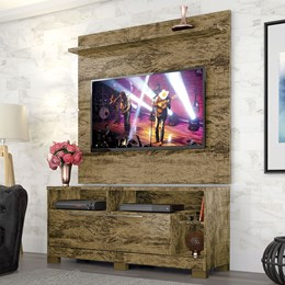 Rack Com Painel Casuale para TV até 49 Polegadas Demolição - Zanzine