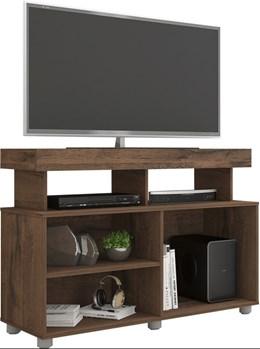 Rack para TV até 55 polegadas Slim - Café