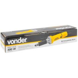 Retificadeira Reta 1/4 Polegadas RRV 414 400W - Vonder
