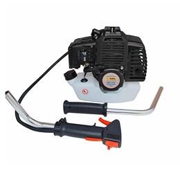 Roçadeira Lateral Gasolina 43cc 1250w GRH430 Profissional Terra