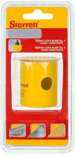 Serra Copo Bimetal 38mm 1.1/2 Starret