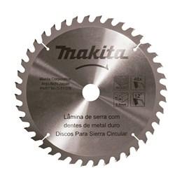 "Serra videa para Madeira 235mm=9"" 1/4 40 Dentes - Makita"