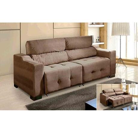 Sofa Retratil Reclinavel Carandai Triunfo Maxiferramentas