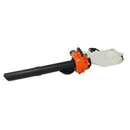 Soprador Aspirador Triturador de Folhas SAV260 a Gasolina 2T 26CC 0,9HP - Vulcan Equipamentos