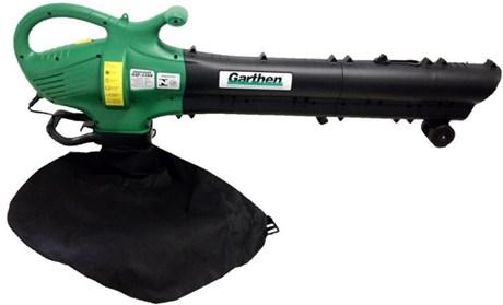 Soprador E Aspirador De Folhas  3.300 Watts - Garthen