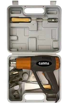 Soprador Térmico 1500W com Maleta e Kit HG025KBR1 - GAMMA