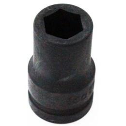 Soquete de Impacto Longo Sextavado de 1 EDA CR-MO 32mm