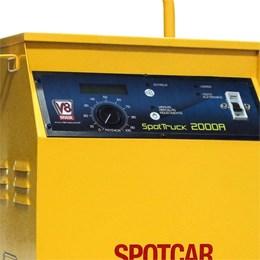 Spotter Rebatedora Analógica com Visor Digital Spot Truck 2000A V8 Brasil-75742