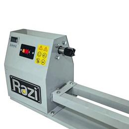 Torno Manual de Bancada 1000mm 220V RZ-TMB1000 Razi