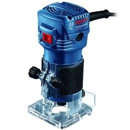 Tupia manual 550 watts para pinça de 6 mm GKF 550 - Bosch