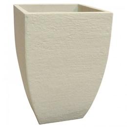 Vaso Quadrado Moderno 30 Cimento - Japi